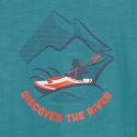 Okaidi T-shirt manches longues imprime moto