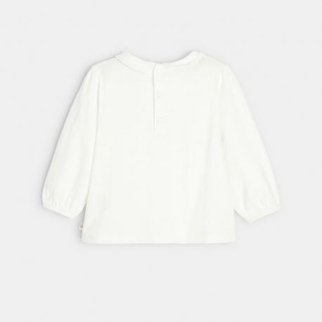 Obaibi T-shirt blouse imprime pastilles