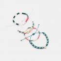 Okaidi Bracelets fantaisie LOVE (lot de 4)