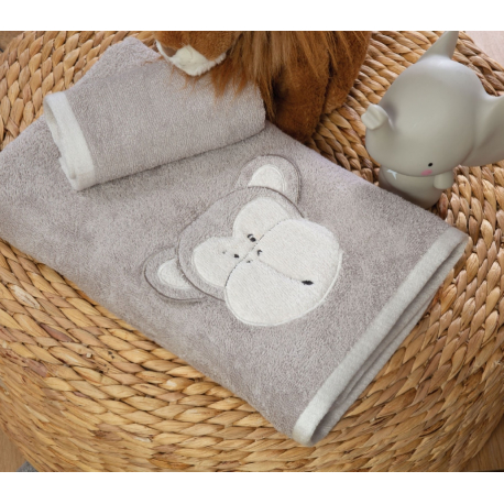 Πετσέτες Nef-Nef Homeware Amazon σετ των 2