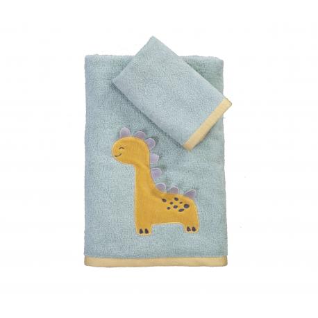 Πετσέτες Nef-Nef Homeware Baby Dino σετ των 2