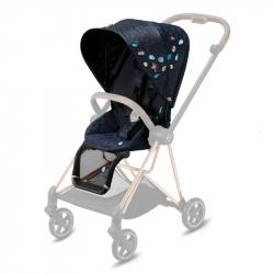 Σετ υφάσματα καροτσιού Cybex Platinum Mios Lux Seat Pack Jewels of Nature Dark