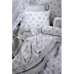 Πάπλωμα DOWN TOWN BABY Starry Grey 95 x 145 cm
