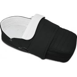 Ελαφρύ port-bebe 2 σε 1 για καρότσι Cybex Platinum Lite Cot Deep Black