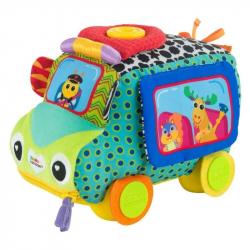 Μαλακό λεωφορείο δραστηριοτήτων Lamaze® Freddie's Activity Bus