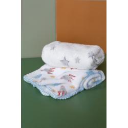 Κουβέρτα Palamaiki Baby Fleece 75 x 100 cm