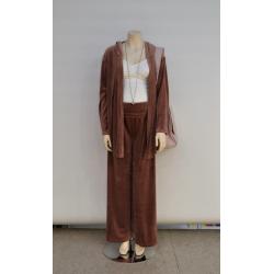 Παντελόνι βελουτέ Mamacita L/XL