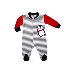 Φορμάκι βελουτέ Pretty baby Πιγκουίνος