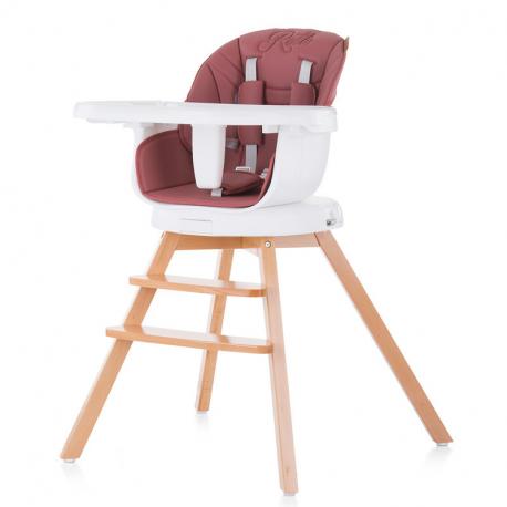 ChipoLiNo περιστρεφόμενη καρέκλα φαγητού 3 σε 1 Rotto Dhalia