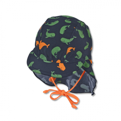 Καπέλο Sterntaler με αντηλιακή προστασία