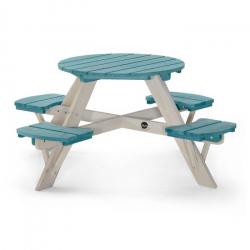 Τραπέζι εξωτερικού χώρου Plum® Children's Picnic Table Teal