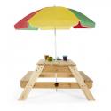 Τραπέζι εξωτερικού χώρου Plum® Children's Picnic Table