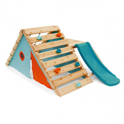 Κέντρο παιχνιδιού και αναρρίχησης Plum® My First Wooden Playcentre