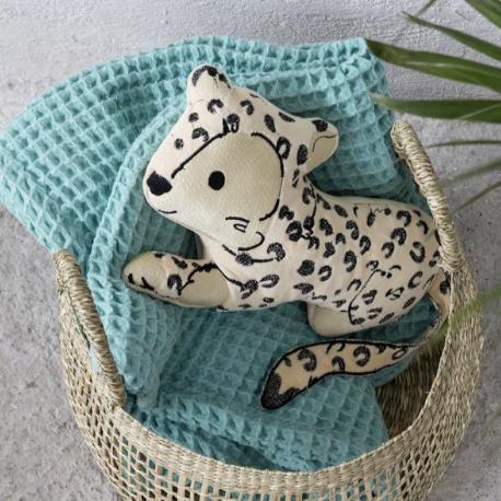 Διακοσμητικό μαξιλάρι NIMA Bebe Sleepy Panther