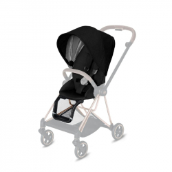 Σετ υφάσματα καροτσιού Cybex Platinum Mios Lux Seat Pack Stardust Black Plus