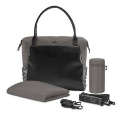 Τσάντα - αλλαξιέρα καροτσιού Cybex Platinum Priam Soho Grey