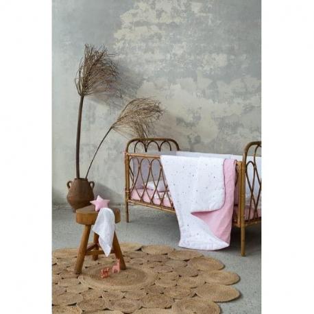 Κουβερλί Nima Bebe Nene Pink 100 x 140 cm
