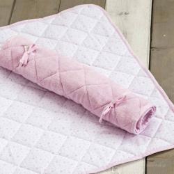 Στρώμα - αλλαξιέρα NIMA Bebe Snuggle Pink 55 x 75 cm