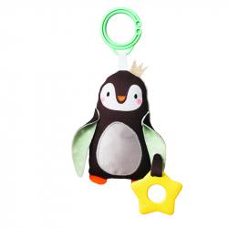 Κουδουνίστρα Taf toys Prince the Penguin