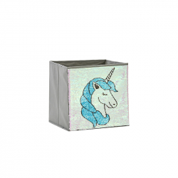 Κουτί αποθήκευσης LOVE IT STORE IT Magic Box Unicorn 32 x 32 x 32 cm
