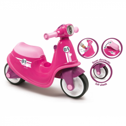 Scooter ποδοκίνητο Smoby Ride-on