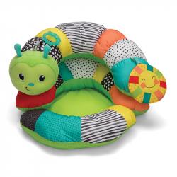 Κάμπια μαξιλάρι δραστηριοτήτων Infantino® Prop-A-Pillar