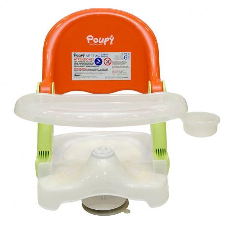 Κάθισμα μπάνιου με ανάκλιση Poupy® Nemo