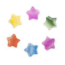 Ψείρα G&P Accessories Αστέρι glitter