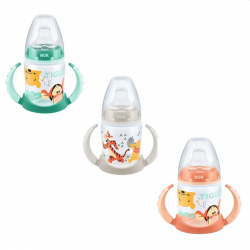 NUK® εκπαιδευτικό μπιμπερό First Choice Plus Disney Whinnie 150 ml 6M+