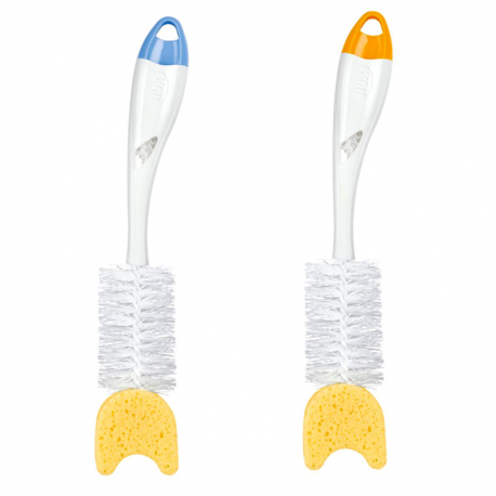 NUK® βούρτσα καθαρισμού με σφουγγαράκι