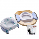 POTETTE®plus ανταλλακτικές σακούλες για γιογιό ταξιδίου 10 τεμάχια