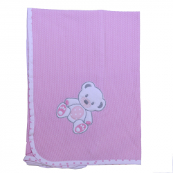 Πάνα Baby Star Sweet Dots 80 x 80 cm