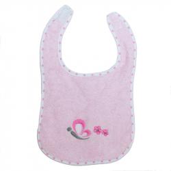 Σαλιάρα πετσέτε Baby Star Sweet Dots 33 x 20 cm
