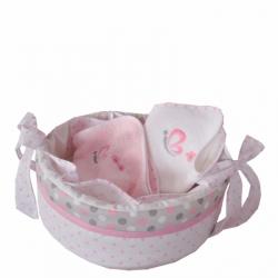 Καλάθι καλλυντικών Baby Star Sweet Dots