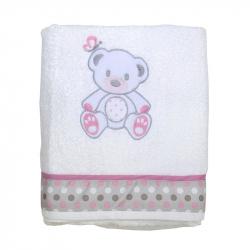Πετσέτα μπάνιου Baby Star Sweet Dots