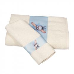 Πετσέτες GREENWICH POLO CLUB® Baby Essential σετ των 2