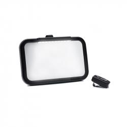Fillikid καθρέφτης αυτοκινήτου με φωτάκι LED