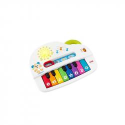 Εκπαιδευτικό πιάνο με φώτα Fisher-Price® Laugh & Learn® GFV21