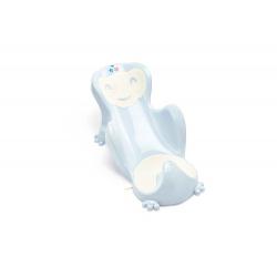 Ανατομική θέση μπανιέρας Thermobaby Baby Cocoon Light Blue