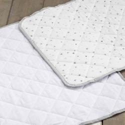 Στρώμα - αλλαξιέρα NIMA Bebe Snuggle Grey 55 x 75 cm