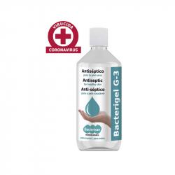 Bilper® profesional αντισηπτικό χεριών Bacterigel G-3 500 ml