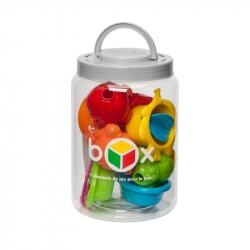 Βάζο με παιχνίδια μπάνιου Oxybul box