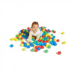 Πολύχρωμες μπάλες για χώρο παιχνιδιού Oxybul TROTibul σετ των 100