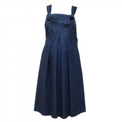 Φόρεμα τζιν εγκυμοσύνης Omor