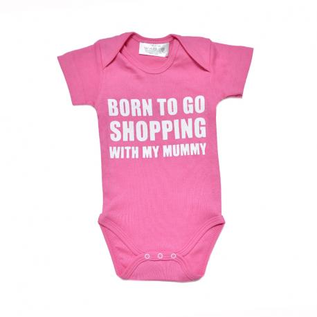 """Φορμάκι Toddlers """"Shopping with Mummy"""""""
