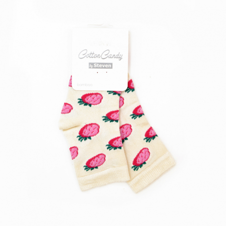 Κάλτσες παιδικές Cotton Candy by Steven Bamboo 26-28