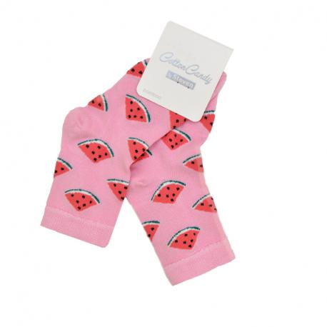 Κάλτσες παιδικές Cotton Candy by Steven 26-28