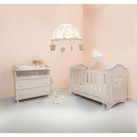 Kρεβάτι NEK BABY Κάρλα