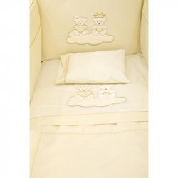 Προίκα κρεβατιού Golden Princess σετ των 3