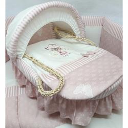 Καλαθούνα Baby Nap Sarah Key